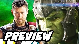 Download Thor Ragnarok Preview Synopsis Breakdown Video