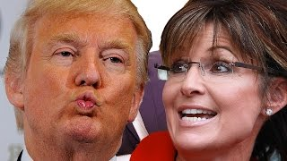 Download Congrats, America: Sarah Palin Being Considered for Trump Cabinet Video