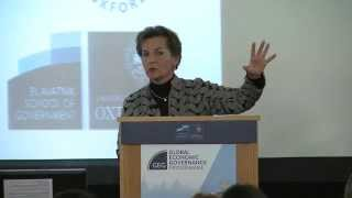 Download GEG Annual Lecture: The Imperative of a Global Climate Deal Video