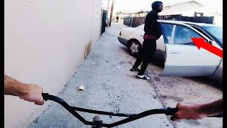 Download RIDING BMX IN LB COMPTON GANG ZONES 2 (BMX IN THE HOOD) Video