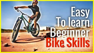 Download 6 Beginner Mountain Bike Skills That You Can Learn Anywhere! Video