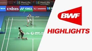 Download Daihatsu Yonex Japan Open 2017 | Badminton SF – Highlights Video
