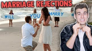 Download The Worst Marriage Proposal Rejections! Video