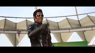 Download Rajinikanth's transformation for #2Point0 Video