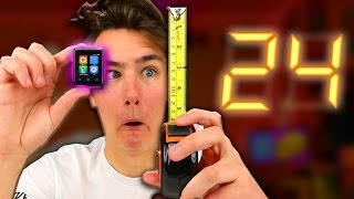 Download 1-inch Phone...24 HOUR CHALLENGE Video