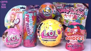 Download Pikmi LOL Series 4 Orbeez Pop Teenies Surprise Toys Unboxing Confetti Squish Dee Lish 5 Video