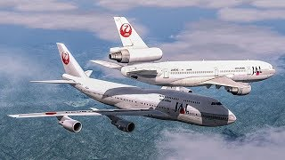 Download Near Collision Over Japan | Boeing 747 Almost Crash with a DC-10 | Japan Airlines Mid-Air Incident Video