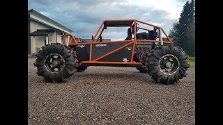Download DIY buggy project 900cc 4x4 offroad Video