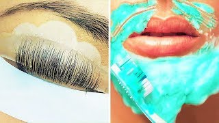 Download 35 SIMPLE BEAUTY HACKS YOU HAD NO IDEA ABOUT Video
