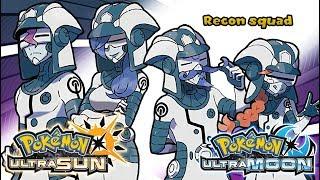 Download Pokemon UltraSun & UltraMoon - Ultra Recon Squad Battle Music (HQ) Video