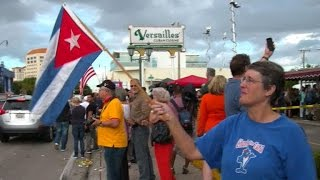 Download Woman says Fidel Castro's death ″brings hope″ for Cuba Video