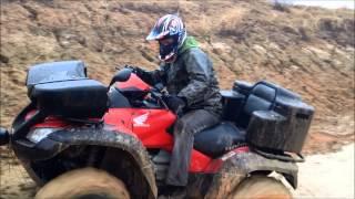 Download Покатушки QuadroSport Grizzly 700 Honda 500 Honda 680 Raptor 660 ATV Ирпень Video