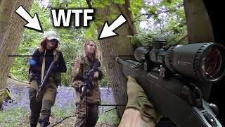 Download Invisible Ghillie Sniper vs Airsoft Cheater (BUSTED) Video