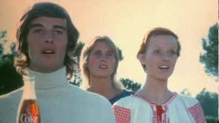Download Coca-Cola, 1971 - 'Hilltop' | ″I'd like to buy the world a Coke″ Video