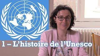 Download L'ONU et l'Unesco : (1) L'histoire de l'Unesco (Chloé Maurel) Video