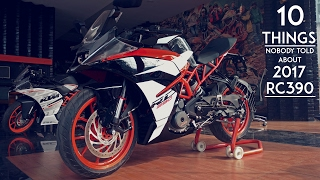 Download 10 things no one told you about 2017 KTM RC390 | RWR Video