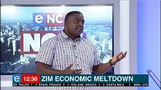 Download Zim economic situation from bad to worse Video