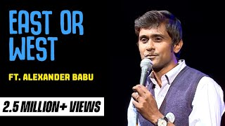 Download East or West- Stand-Up Comedy Video by Alex Video