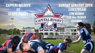 Download Capital Selects vs. Stars Rugby Video
