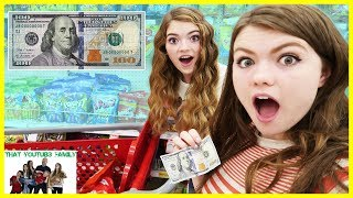 Download Girls $100 Shopping Challenge! What Will They Buy? / That YouTub3 Family Video