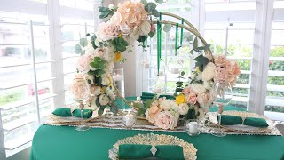 Download Diy Dollar Tree Hula Hoop Wedding Centerpiece Video