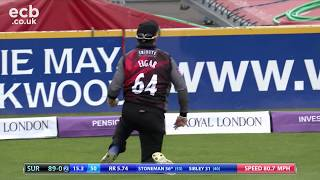 Download What an innings by Ben Foakes (92)! Highlights of One-Day Cup v Somerset Video