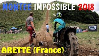 Download Montée impossible 2018 à Arette (France) Video