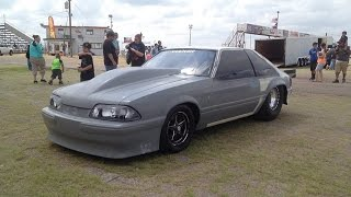 Download Chuck from Street Outlaws on Big Tires at Outlaw Armageddon Video