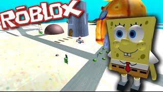 Download Roblox SPONGEBOB OBBY / BECOME SPONGEBOB SQUAREPANTS!! Roblox Video