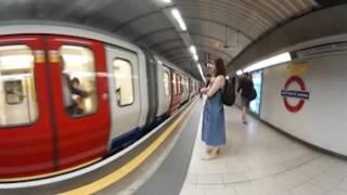 Download 360 VR on London Underground Video