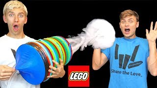 Download LEGO FOG CANNON!! Video