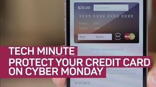 Download Protect your credit card on Cyber Monday (Tech Minute) Video