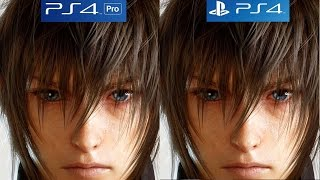 Download Final Fantasy 15 On PS4 PRO: The Best Looking RPG of 2016? Video
