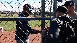 Download Getting Robinson Cano to sign my 10,000th baseball! Video