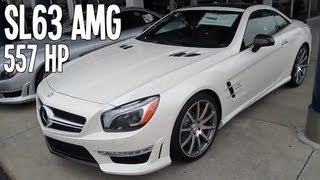 Download 2013 MERCEDES SL63 AMG PERFORMANCE PACK VIDEO REVIEW, CLOSER LOOK Video
