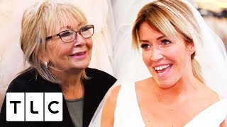 Download Bride Wants To Find A Unique And Unusual Wedding Dress   Say Yes To The Dress UK Video