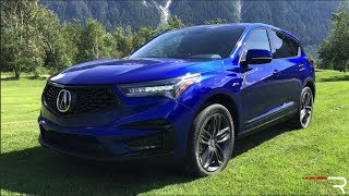 Download 2019 Acura RDX – The Return Of Precision Crafted Performance Video