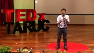 Download Gift of Fear | Dr George Lee Eng Geap | TEDxTARUC Video