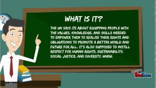 Download INTD 4011 - Global Citizenship Education Video