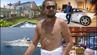 Download Leonardo DiCaprio's Lifestyle ★ 2018 Video