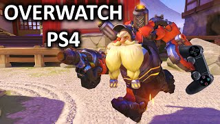 Download Overwatch PS4 Gameplay First Impressions | Overwatch Playstation 4 (Open Beta) Video