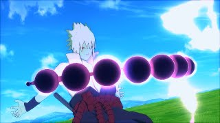 Download Six Paths Rikudou Sasuke - Naruto Ultimate Ninja Storm 4 PC Moveset Mod Gameplay Video