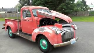 Download 1946 Chevrolet Pickup Video