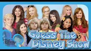 Download I BET You Don't Know Disney Channel Shows!!! (Live Action) - Can You Guess Them!?! Video