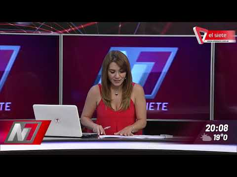 Noticiero Siete - El Central | 13-02-2020