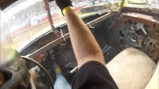 Download 2012 Ozark Demolition Derby Spring Challenge, May 12, 2012. Driver helmet camera Video