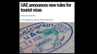 Download UAE announces new rules for tourist visas Video