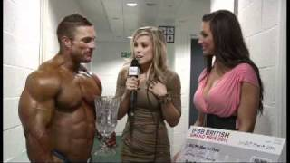 Download Exclusive backstage interview with Flex Lewis at the British Grand Prix Video