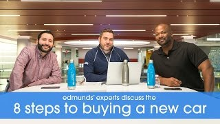 Download Edmunds' Experts Discuss the 8 Steps to Buying a New Car Video