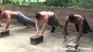 Download Intense Calisthenic Routine for Muscular and Cardiovascular Fitness Video